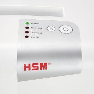 hsm shredstar x10 panel
