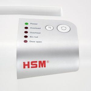 hsm shredstar x15 panel