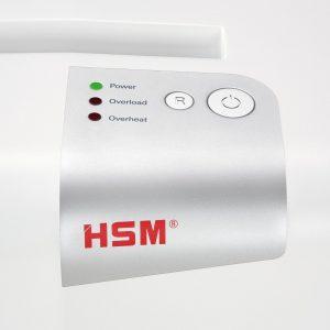 hsm shredstar x8 panel