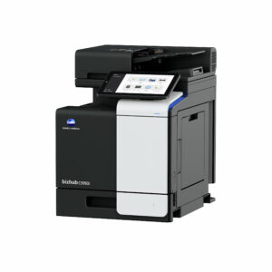 konica minolta bizhub c3350i right