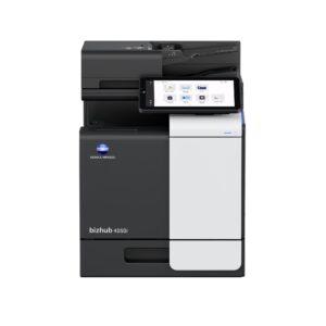 kserokopiarka konica minolta bizhub 4050i front